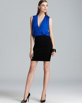 French Connection Dress - Zoe Drape Jersey