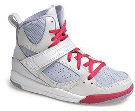 Nike 'Jordan Flight 45' High Athletic Shoe (Toddler & Little Kid)