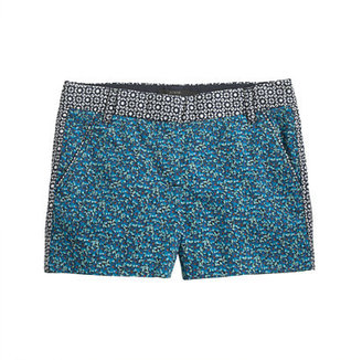 "J.Crew 3"" Chino Short In Flowerpatch Print"