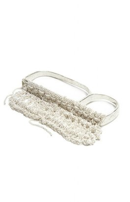 Arielle De Pinto Knuckle Duster Ring