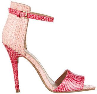 Nine West Inspiration Ankle Strap Heels