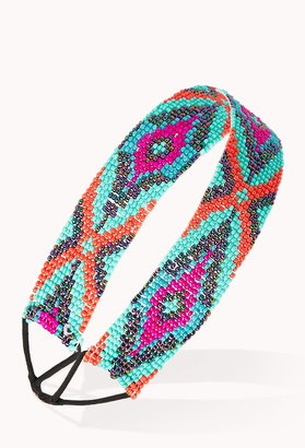 Forever 21 out west beaded headband