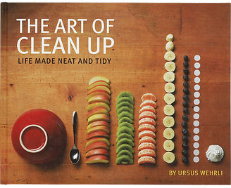 """CB2 """"Art Of Clean Up"""""""