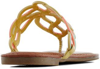 Snow Cone Substitute Sandal