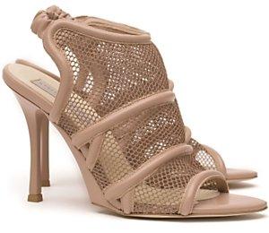 Stella McCartney Mesh Front Sandals