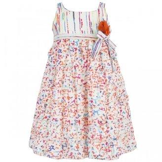 Torres Multi Print Sleeveless Dress
