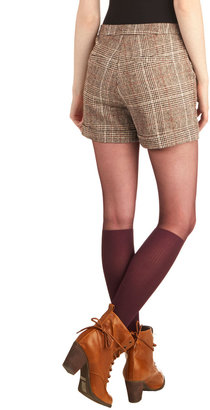 Chestnut Charm Shorts