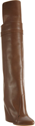 Givenchy Layered Shaft Tall Boot