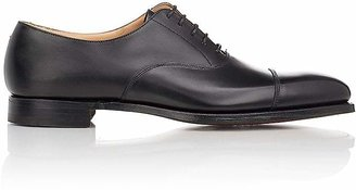 Crockett Jones Crockett & Jones Men's Hallam Cap-Toe Balmorals
