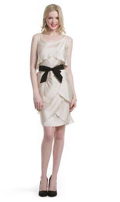 Moschino Satin Bow Surprise Dress