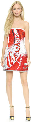 Moschino Soda Strapless Dress $2,695 thestylecure.com