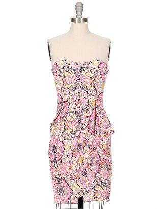 Paul & Joe Sister Clarisse Strapless Dress