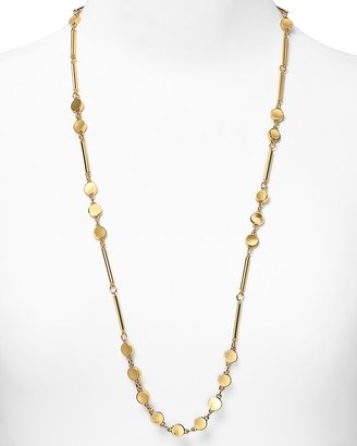 Kate Spade Dotted Line Scattered Necklace, 32 & #034;