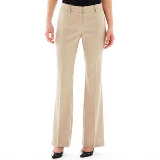 JCPenney Worthington Curvy Essential Trouser Pants