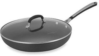 "Calphalon Simply Non-Stick 12"" Covered Fry Pan"