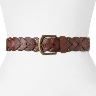 Sonoma Goods For Life Braided Riveted Belt
