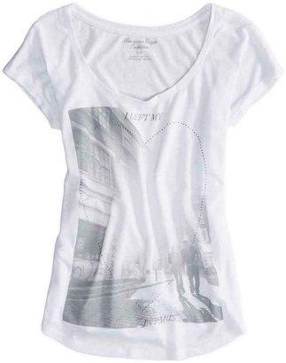 American Eagle AE Photo Graphic T-Shirt