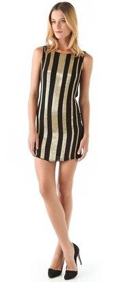 Alice + Olivia Randee Beaded Dress