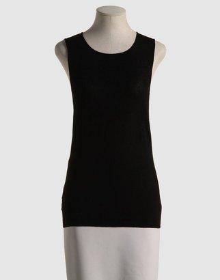 Calvin Klein Collection Sleeveless sweaters