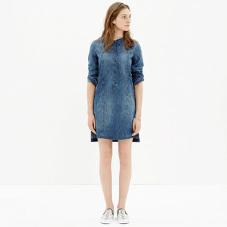 Madewell Denim Downshift Shirtdress