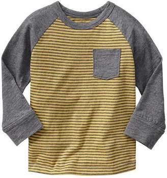 Gap Striped raglan T