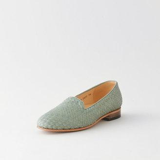 Dieppa Restrepo dandy woven loafer