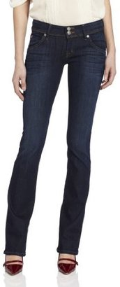 Hudson Jeans Women's Petite Bootcut Jean in Iconic