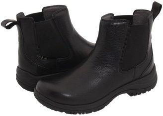Dansko Wade (Black Tumbled Leather) - Footwear