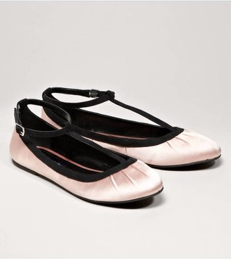 American Eagle AEO T-Strap Ballet Flat