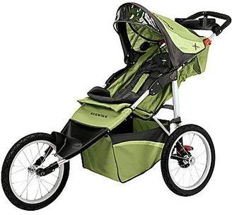 JCPenney Schwinn® Arrow Fixed Wheel Single Jogging Stroller