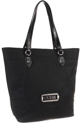 GUESS Kanika Tote (Black) - Bags and Luggage