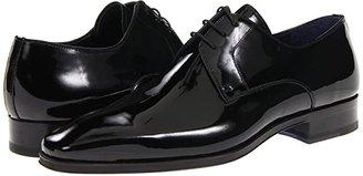 Magnanni Dante (Black Patent) Men's Lace up casual Shoes