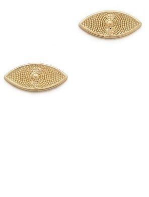 Bing Bang Evil Eye Stud Earrings