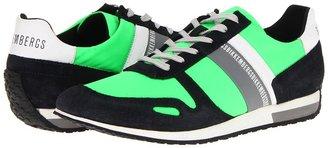 Bikkembergs BKE105831 (Green/Blue) - Footwear