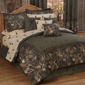 Bed Bath & Beyond Browning Whitetails Comforter Set