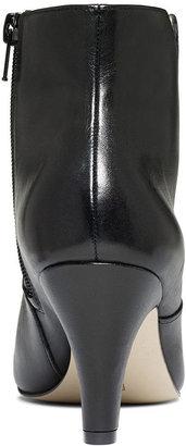 INC International Concepts Women's Hanah Mid Heel Booties