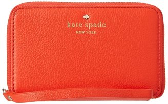 Kate Spade Cobble Hill Louie (Maraschino) - Bags and Luggage