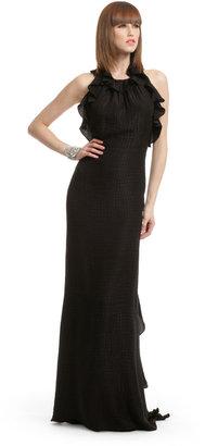 Milly Ravish Ruffle Gown