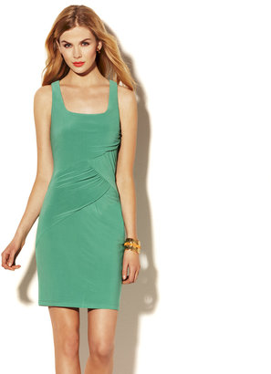Vince Camuto Criss Cross Tank Dress