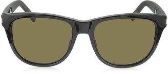 Saint Laurent CLASSIC 3 807EC Black Acetate Sunglasses