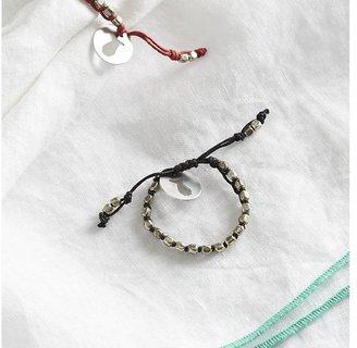 Paola Navone Mallorca Black Napkin Ring