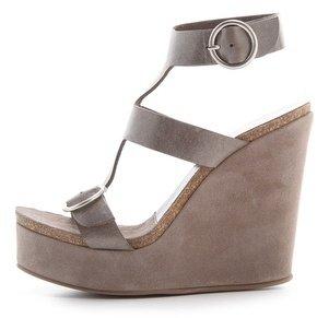 Pedro Garcia Adriel Wedge Sandals