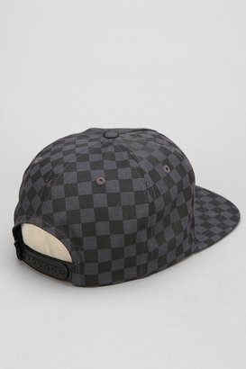 Stussy Checkerboard Snapback Hat