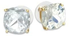 Kate Spade Faceted Square Stud Earrings