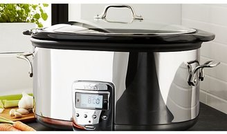 Crate & Barrel All-Clad ® 6.5 qt. Slow Cooker