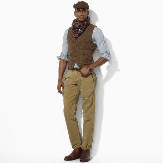 Polo Ralph Lauren Tweed Vest