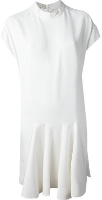 Stella McCartney pleated hem dress