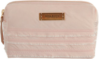 Nina Ricci Tiered Cosmetic Pouch