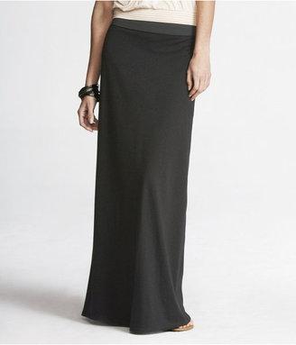 Express Column Maxi Skirt