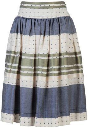 Vivienne Westwood Multi color full skirt